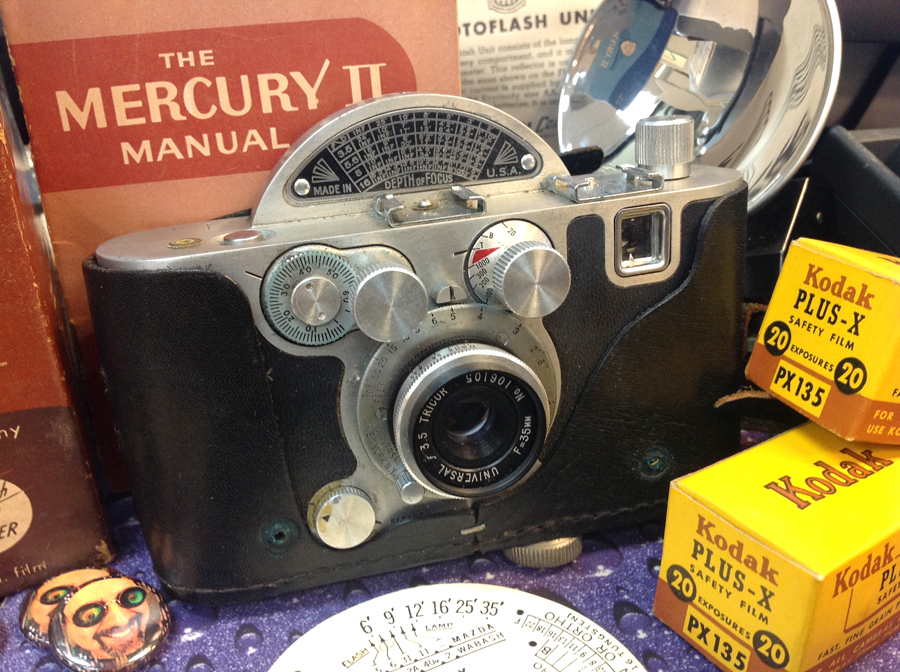 Mercury II CX Camera